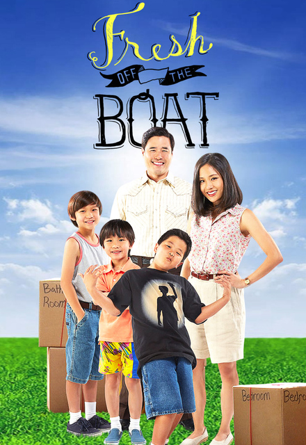Assistir Fresh Off The Boat 2x01 - Family Business Trip Online