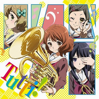 Tutti! by Kitauji Quartet