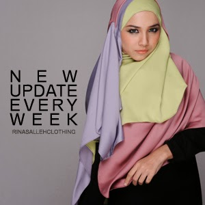 Rina Salleh Clothing
