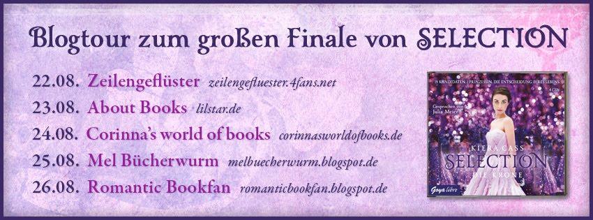Blogtour Selection - die Hörbücher