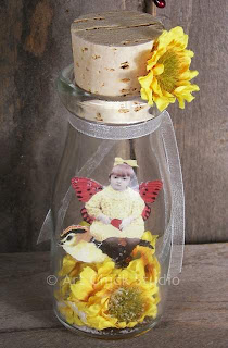 Captured Fairy Jar