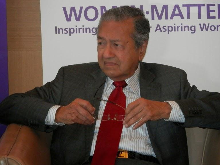Ex Prime Minister Malaysia
