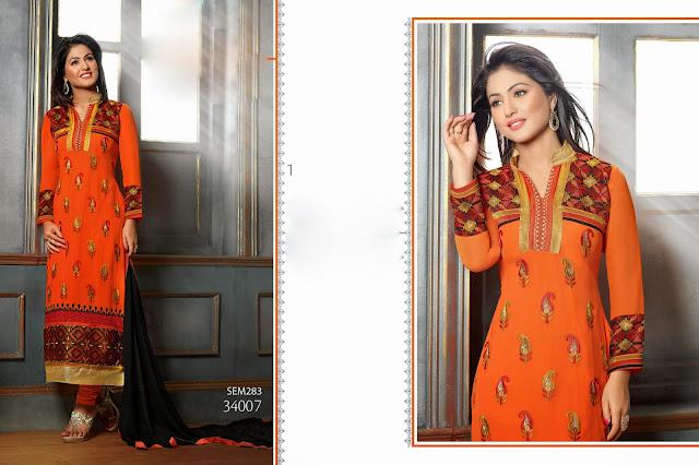 New Designer Pakistani Long Salwar Kameez,Latest Designer Pakistani Style Salwar Kameez