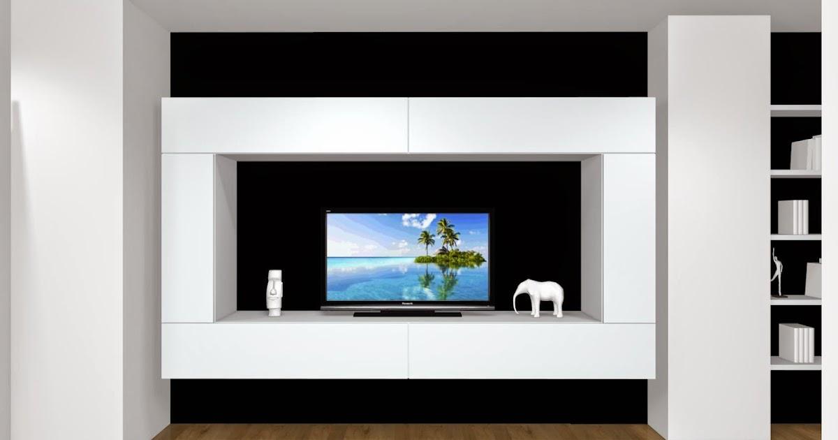 Imagenes de muebles de salon modernos for Muebles de salon pequenos