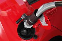 Volkswagen Eco Up! 5-Door (2012) Fuel Filler Detail