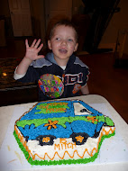 Mitchell's 5th Birthday