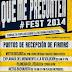 Preguntas Frequentes de Quemepregunten #Fest en Foro Sol Sábado 30 de Agosto 2014