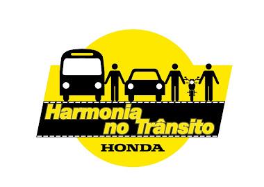 HARMONIA NO TRÂNSITO HONDA