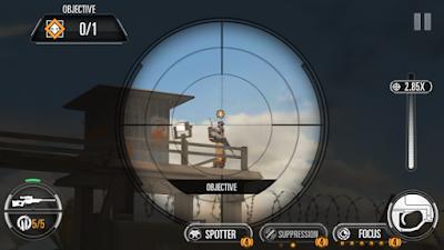 Sniper X Feat Jason Statham MOD Apk