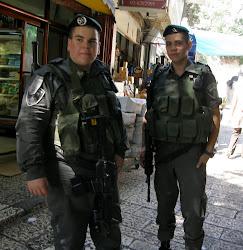 משמר הגבול, שער שכם 2011