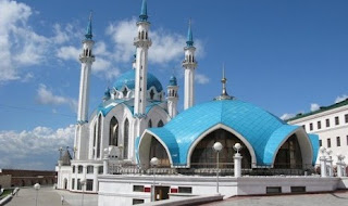 Mengenal Kazan, Kota Santri di Rusia
