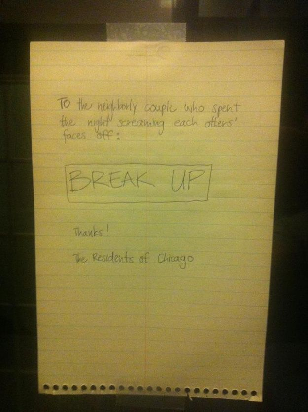 Breakup Letters You Should Be Happy You Didnt Receive 18 pics – Breakup Letters