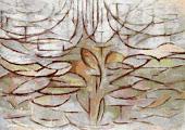 Melo in fiore, Mondrian