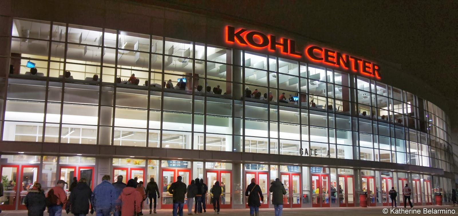 Kohl Center University of Wisconsin-Madison