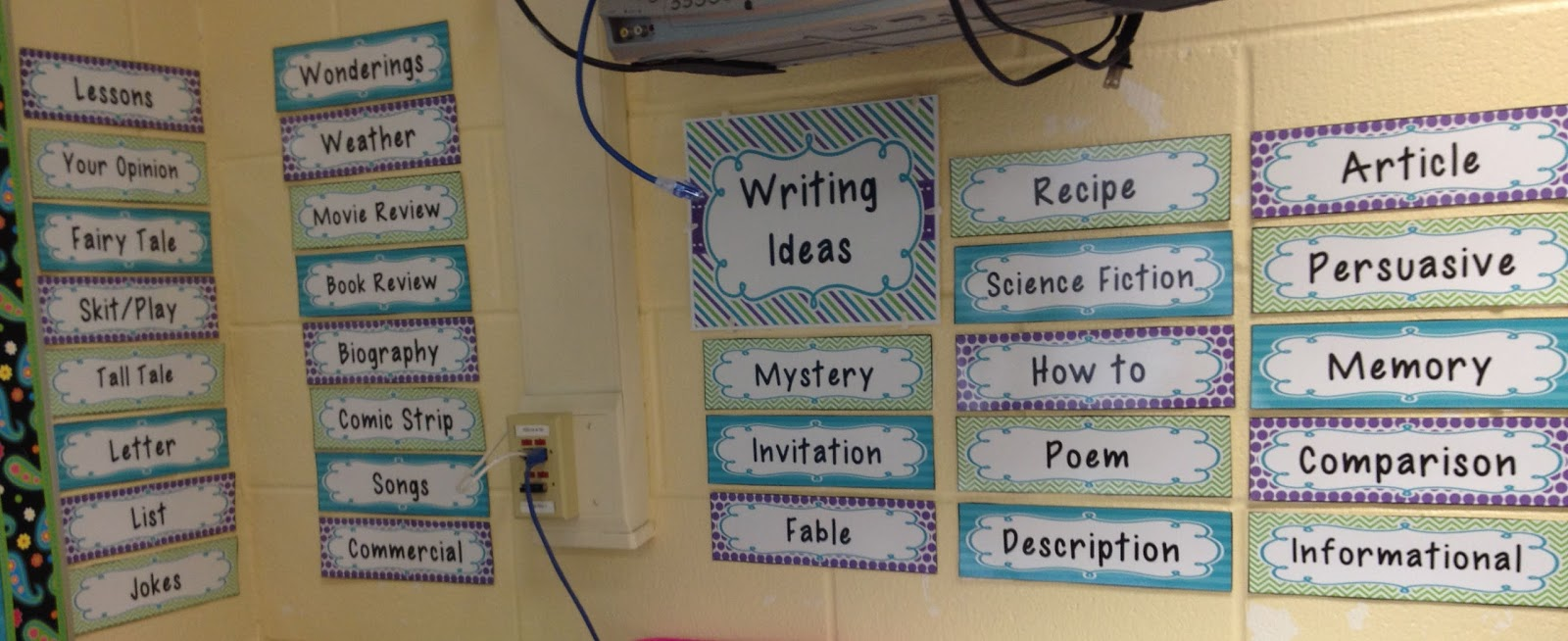http://www.teacherspayteachers.com/Product/Writing-Ideas-772691