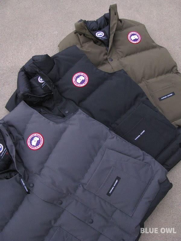 Canada Goose langford parka online official - Canada Goose Freestyle Vest and Hybridge Lite Vest | Blue Owl Workshop