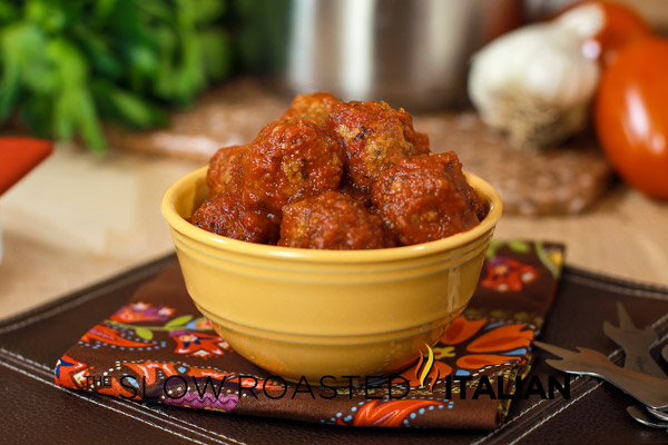 Baked Italian Chicken Meatball Poppers In Just 30 Minutes