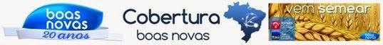 Clique no banner abaixo e veja em qual canal da TV aberta assistir à Rede Boas Novas em sua região.