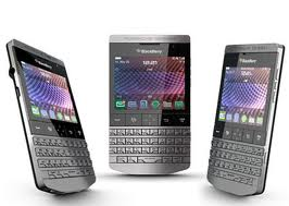 Harga HP BlackBerry Porsche Design P9981