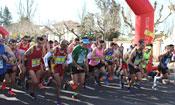 Fotos Media Maraton Leon 2019