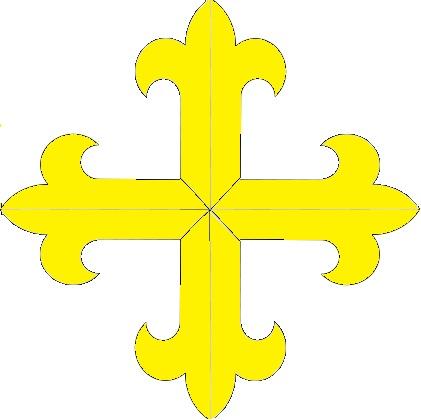 Orcomonas Mundos paralelos Cruz de mosquetero