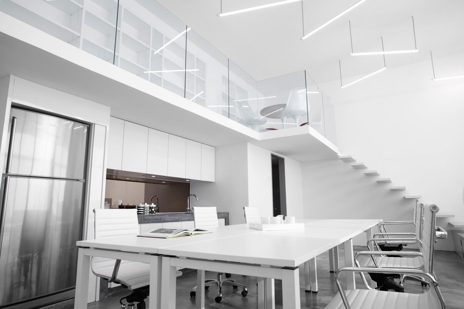 Dex loft in kuala lumpur wins corporate office award for Loft office design
