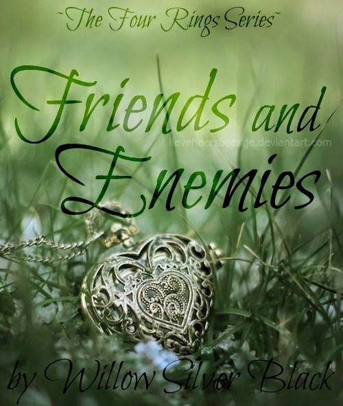 Read Willow's Book, Friends and Enemies