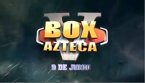 Timothy Bradley vs Manny Pacquiao TV Azteca 7 Mexico