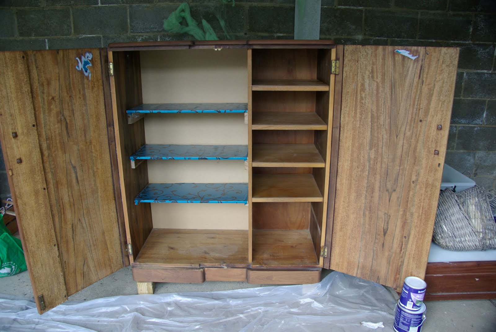 Piccadilly Market: DIY Craft Cabinet and my Craft Space