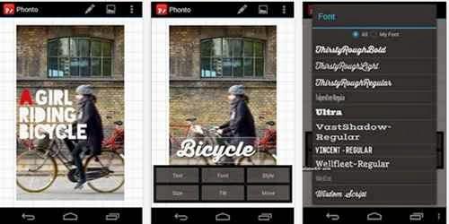Aplikasi Untuk Menambah Teks Pada Gambar Di Android