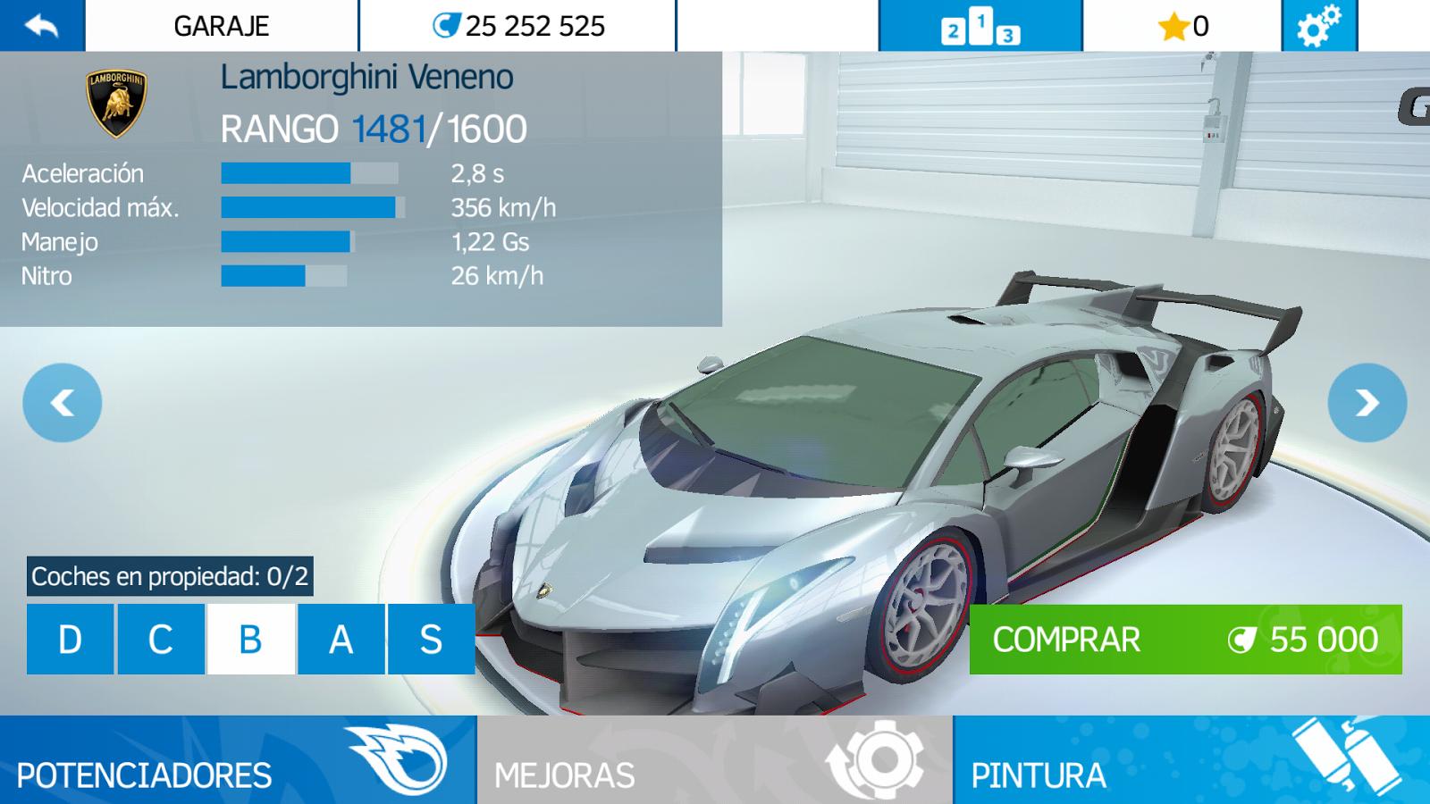 capturas de pantalla