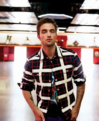 Rob Pattinson by Autumn De Wilde for BlackBook-2