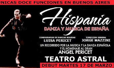 * Hispania - Danza y música de España