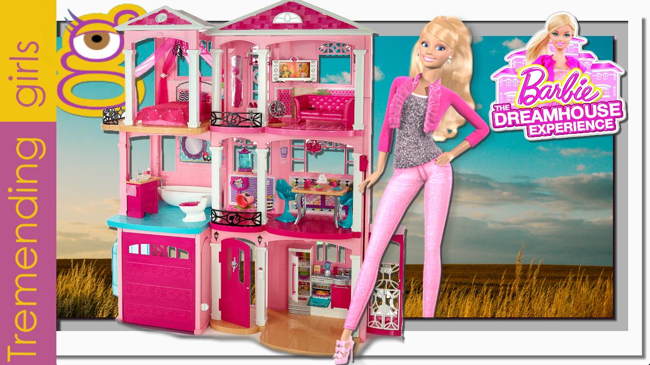 La nueva barbie dreamhouse 2015 casa sue os juguetes de barbie - La casa de barbie de juguete ...