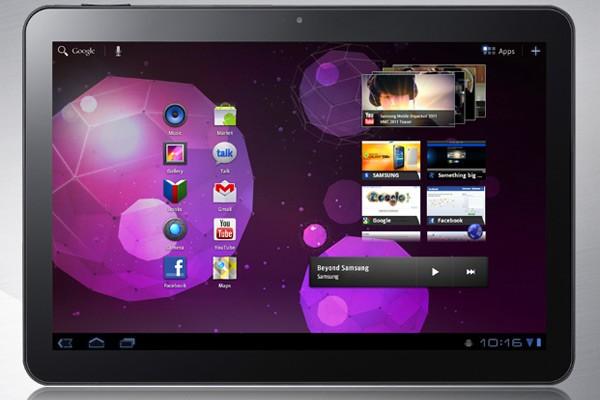 Samsung Galaxy Tab techbase