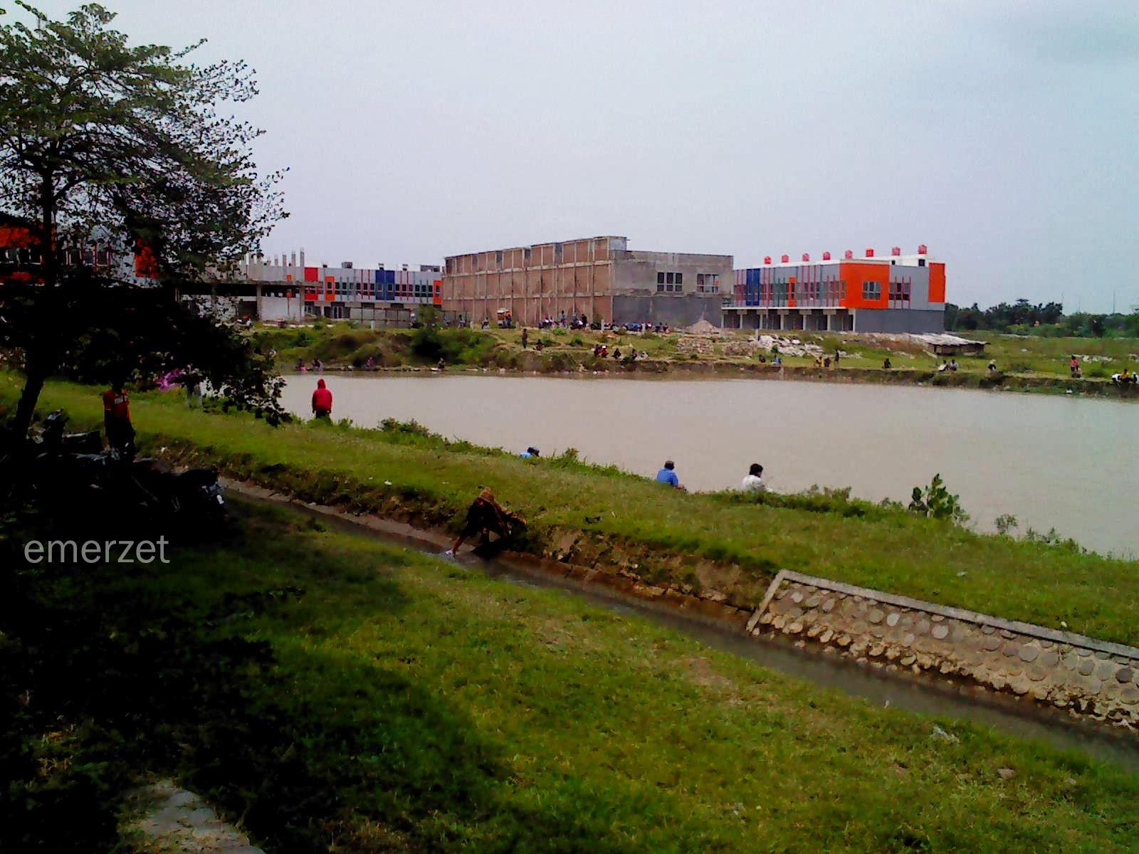 Pembangunan Plumbon Square-Kabupaten Cirebon, 15 Februari 2014