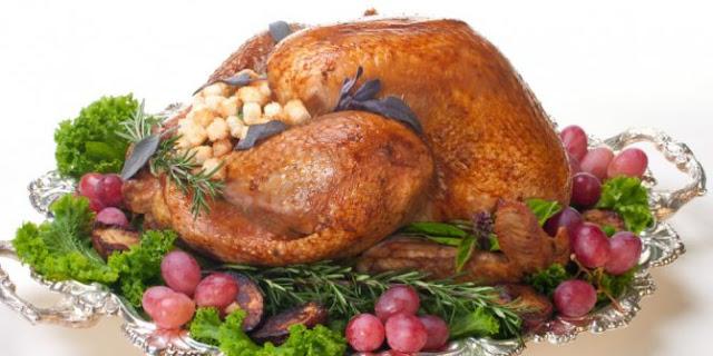 Daging Kalkun Masih Jadi Menu Favorit saat Natal