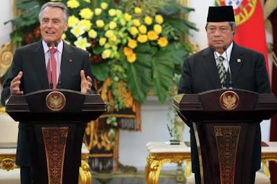 """Indonésia: Visita de Estado abriu """"nova página"""" no relacionamento bilateral - Cavaco"""