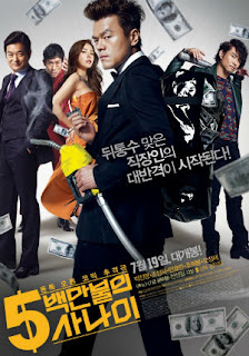 A Millionaire On The Run / 5백만불의 사나이