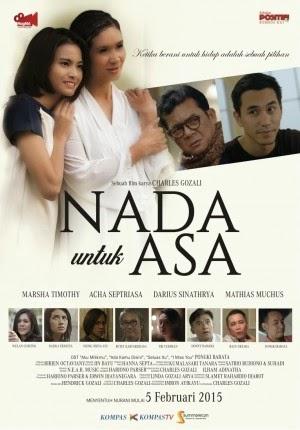 Sinopsis Film Nada Untuk Asa - Marsha Timothy (2015)