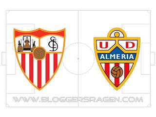 Prediksi Pertandingan Sevilla vs Almeria
