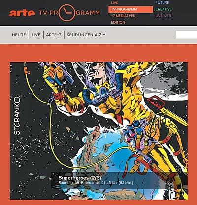 tv arte jetzt
