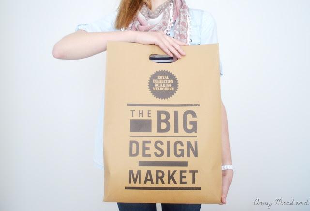 Big Design Market, Melbourne 2012. Photo by Amy MacLeod