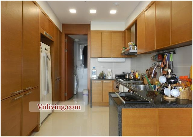 Xi Riverview Place apartment for rent 145 sqm 3 bedrooms