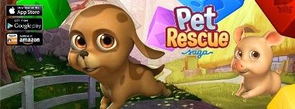 pet rescue saga fans page