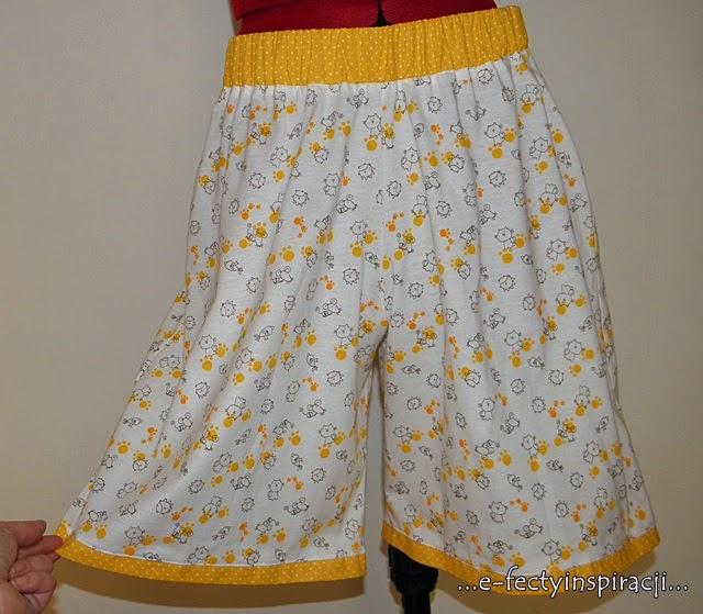 piżama jak uszyć spodnie od piżamy