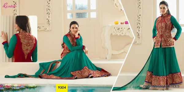 Indian Churidar Suits Collection for Eid