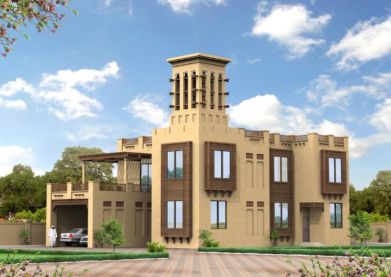 Home Villas Front Elevation N Design Images