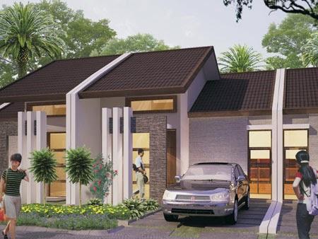 rumah modern minimalis 2914
