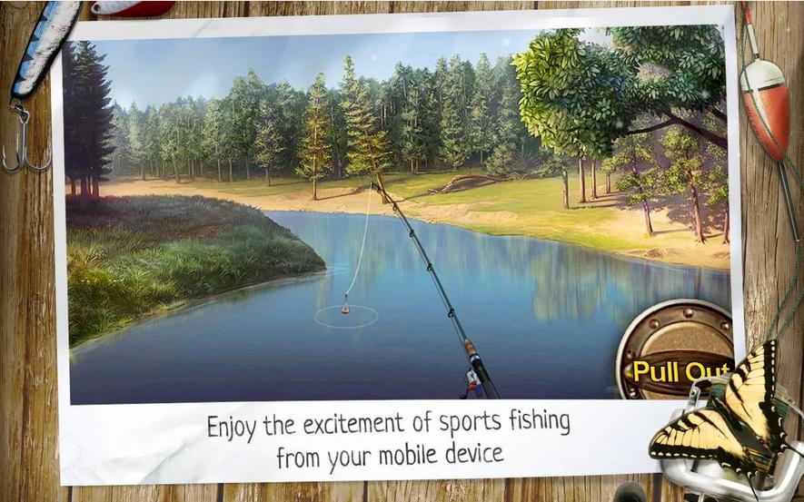 наша рыбалка на андроед